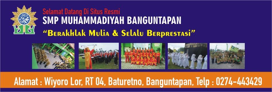 SMP Muhammadiyah Banguntapan